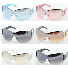 (857) Womens NEW Oversized DG Sunglasses Eye-wear Designer Shades Fashion