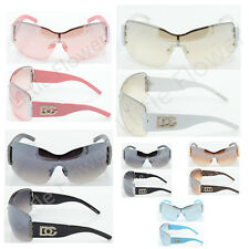 FREE SHIPPING Womens Fashion Design Shades Eyewear Oversized DG Sunglasses 857