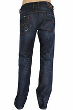 NEW Diesel Mens Size 30w 32w 33w 33L 34L Slim Straight Blue Jeans