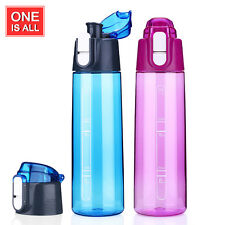 Back to School Cycling Bike Bicycle Tritan Sports Water Bottle Drinking Cup 24oz
