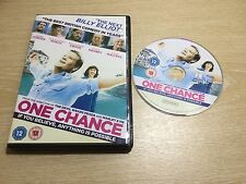 One Chance DVD James Corden Mackenzie Crook Watched Once Region 2