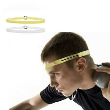 Hot Silicone Headband Sweatband Burst Sweat Control Head Band Gutter for Sport