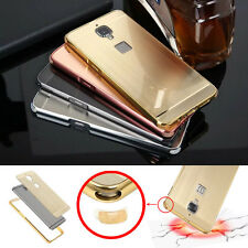 Aluminium Metal Bumper Phone Case for One Plus 3 PC Back Cover Skin Shockproof