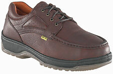 Florsheim FE2440 Men's Brown Compadre Work Shoes - New With Box