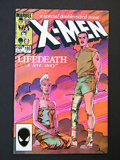 Uncanny X-Men #186 VF+ 1984  B.W.Smith Art  Giant Size  High Grade Marvel Book