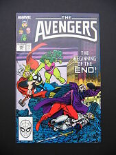 Avengers  #296, #297, #298 1988  VF/NM  Lot of 3 High Grade Marvel Comics