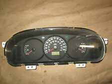2003 KIA SPECTRA BASE SEDAN A/T SPEEDOMETER INSTRUMENT CLUSTER UNKNOWN MILEAGE