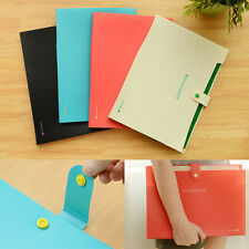 Expanding File Folder A4 Documents Paper Organiser Foolscap Box Storage Filing