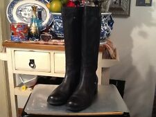 Kenneth Cole REACTION Women's Guess Who's Pack Boots Black Sz 8.5