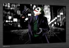 Oil Painting HD Print Wall Decor Art on Canvas,the joker 30 (Unframed) 1PCS