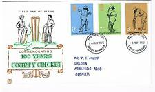 First Day Covers - 1966-74
