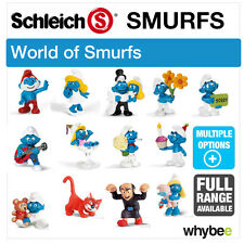 SCHLEICH SMURF CHARACTERS FIGURES RANGE, SMURF TOYS FIGURINES & MODELS