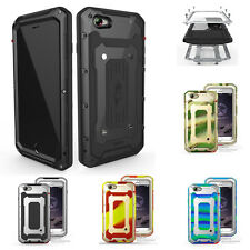 Extreme Shockproof Waterproof Metal Silicon Case Protector For iPhone 6 6S /Plus