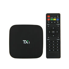 Lot TX1 TX2 TX3 Smart TV Box Android Quad Core XBMC KODI Fully Loaded Free Movie