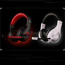 Ovann X4 Stereo 3.5mm Jack Gaming Headset Headphones with Mic for PC laptop S6T1