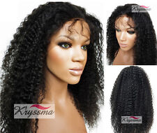 Curly Wigs Lace Front Wigs Human Hair Best Indian Remy Hair Kinky Curly 8-22Inch