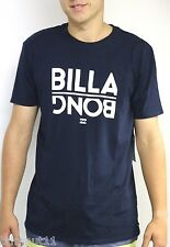 Men's Billabong Navy Flipped Surf T Shirt / Tee. Size S - 2XL. NWT, RRP $39.99.
