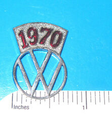 1955 - 1986  VW  VOLKSWAGEN - hat pin , lapel pin , tie tac , hatpin GIFT BOXED