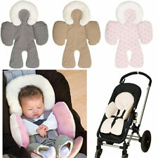 1PC JJ Cole Collections Body Support Fleece Infant Body Support Pillow Car Seat