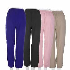 New Womens Casual Harem Baggy Sweat Pants Trousers Slacks Stylish Pants XL