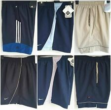 Mens Nike Adidas Swim Shorts Support Lining Pockets SALE WAS £20 NOW £15
