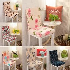 Super Fit Stretch Dining Room Chair Cover Slipcover Seat Protector Wedding Party