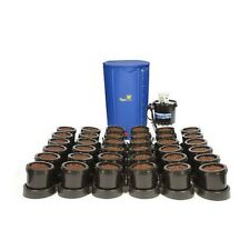 IWS Flood & Drain System 6 -48 Pot With Flexitanks - Hydroponics IWS Systems