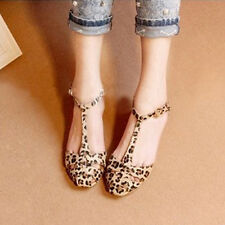 WOMEN'S SHOES SUMMER BEACH SANDALS SHOES PRINT FLAT HEEL SHOES PROMOTED