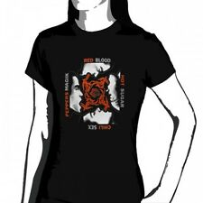 OFFICIAL Red Hot Chili Peppers - Blood Sugar Sex Magik women's T-shirt NEW LICEN