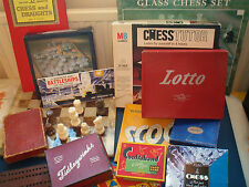 VINTAGE BOARD GAMES  1960/90 ~ click HERE to browse or order