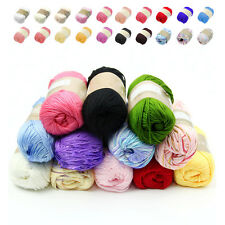 Harmless Natural Baby Child Cashmere Silk Protein Wool Hand knitting Yarn