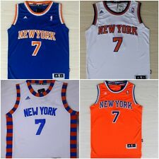 Carmelo Anthony #7 New York Knicks Swingman Jersey NBA