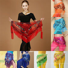 Belly Dancing Scarf Wrap Scarf Shawl Sarong Multi-Color Chiffon 50cm C0N