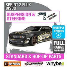 HPI SPRINT 2 FLUX [DISCONTINUED KITS] [Steering & Suspension] New HPi R/C Parts!