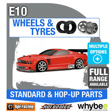 HPI E10 [Wheels & Tyres] Genuine HPi 1/10 R/C Standard / Hop-Up Parts