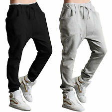 NEW Hot Men's Casual Harem Baggy Hip-Hop Dance Sport Sweat Pants Slacks Trousers