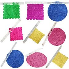 16.5cm Textured Embossing Acrylic Rolling Pin Sugarcraft Cake Decorating Craft