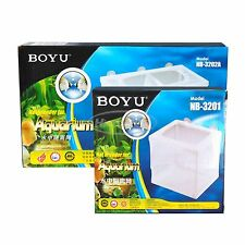 BOYU Fish Hatchery Aquarium Breeding Breeder Hospital Soft Net Isolate Case