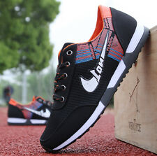 New Mens canvas Athletics sports shoes breathable running shoes casual shoes