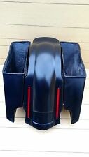 "HARLEY DAVIDSON 6""SADDLEBAGS AND REAR LED FENDER INCLUDED TOURING 96-2013"