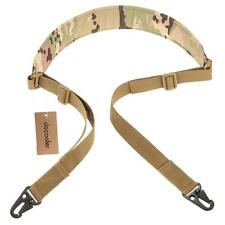 ADJUSTABLE SPORTS MILITARY TACTICAL DURABLE OUTDOOR BELT NEW CARBINE SLING A3A2