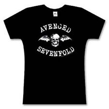 Avenged Sevenfold Classic Death Bat Deathbat Ladies Shirt S M L Womens T-Shirt