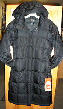 THE NORTH FACE WOMENS METROPOLIS DOWN PARKA-COAT-JACKET-A8P1- BLACK-XS, S,M,L,XL