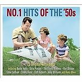 Various Artists - No. 1 Hits of the 50's [Not Now] (2013)