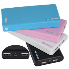 20000mAh USB Power Bank Battery Charger For iphone Samsung Sony HTC iPod Camera