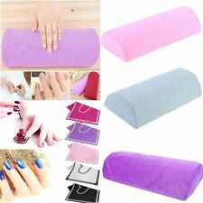 Soft Hand Rest Cushion Pillow Nail Art Manicure Makeup Cosmetic Washable CA UE