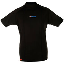 Oxford Warm Dry Motorcycle Base Layer Short Sleeved Top