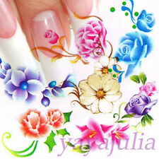 11 Sets Wholesale Nail Art Water Slide Transfer Stickers Decals Pick Your Own