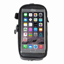 Front Top Cycling Bike Frame Pannier Tube Bag Case Pouch for Mobilephone MC