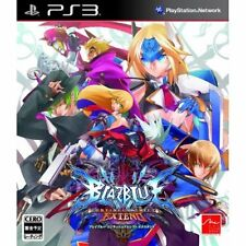 Used PS3 Blazblue: Continuum Shift Extend Japan Import